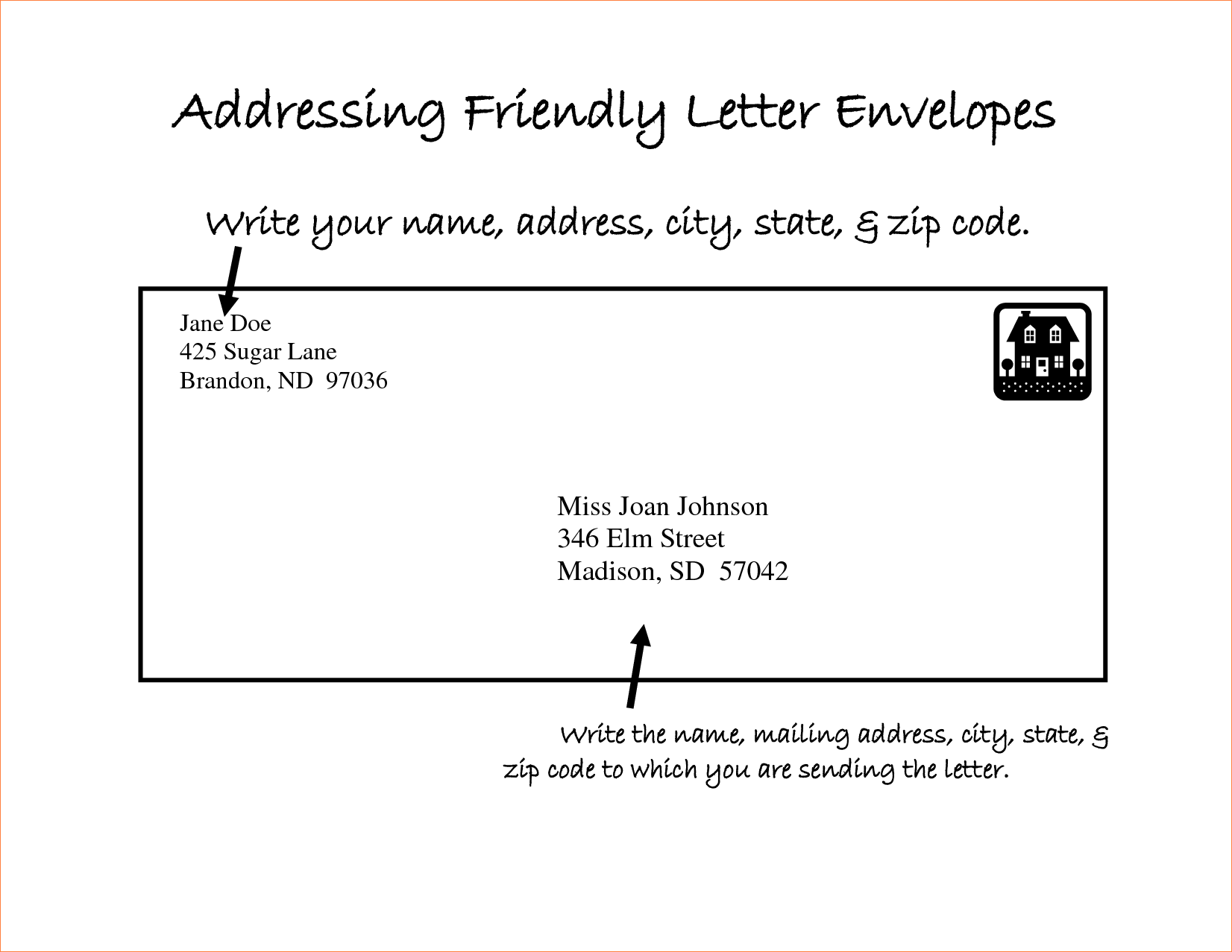 envelope format template   Anta.expocoaching.co