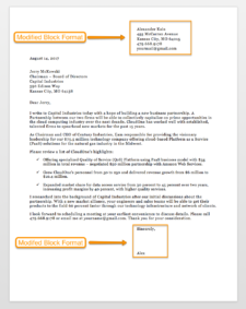 format of business letter   Anta.expocoaching.co