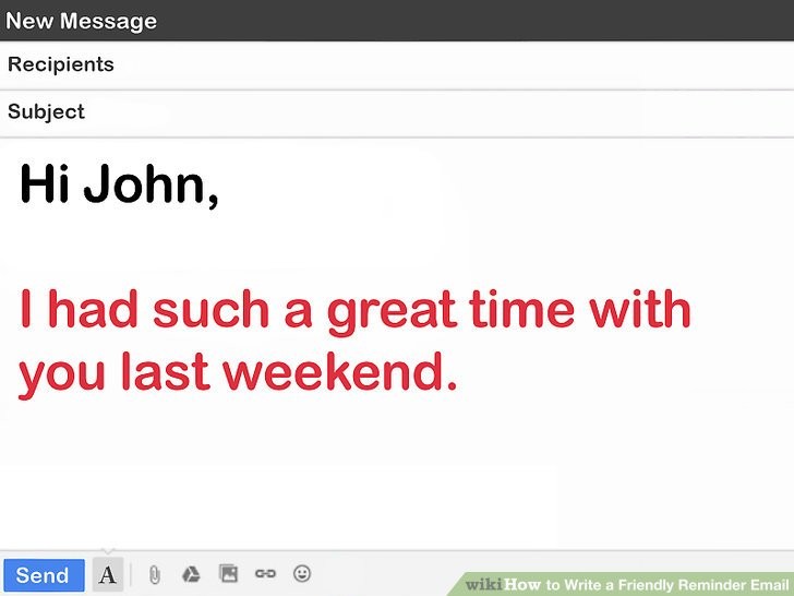 How to Write a Friendly Reminder Email (Using Best Practices)