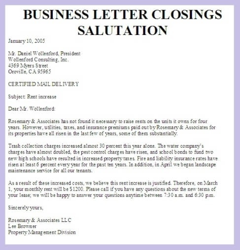 Yours In Service Letter Closing from appareldream.com