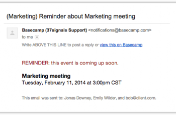 meeting reminder email sample email reminder 01
