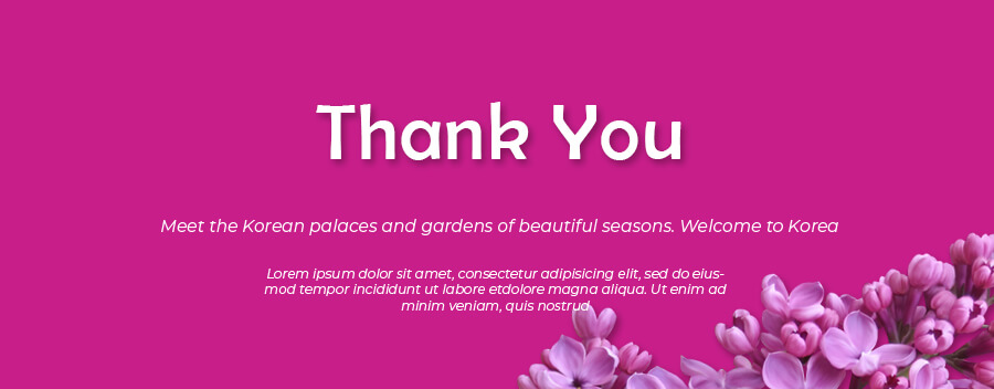 thank card customizable psd design templates
