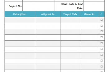 audit checklist template in word design