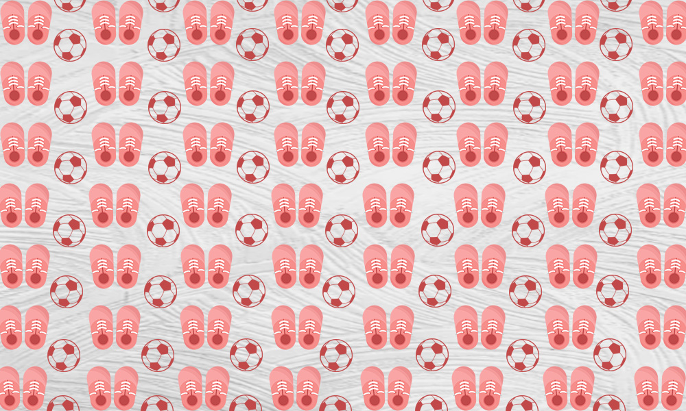 baby shoe pattern template example psd design